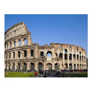 Colisé romain carte postale