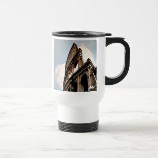 Colisé romain mug de voyage en acier inoxydable