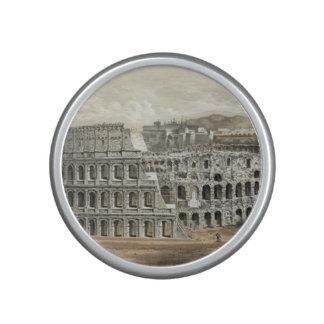 Colisé romain haut-parleur