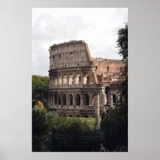 Colisé romain poster