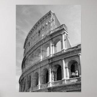 Colisé romain, Rome Italie Posters