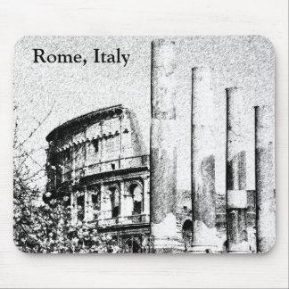 Colisé romain, Rome Italie Tapis De Souris