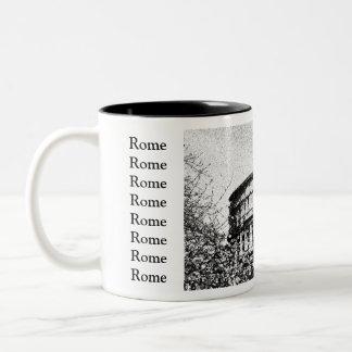Colisé romain, Rome Italie Tasse À Café