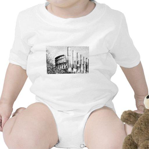 Colisé romain, Rome Italie T-shirt