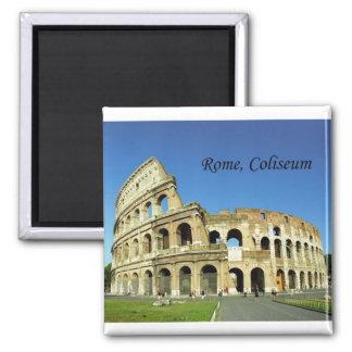 Colisé romain (St.K.) Magnet Carré