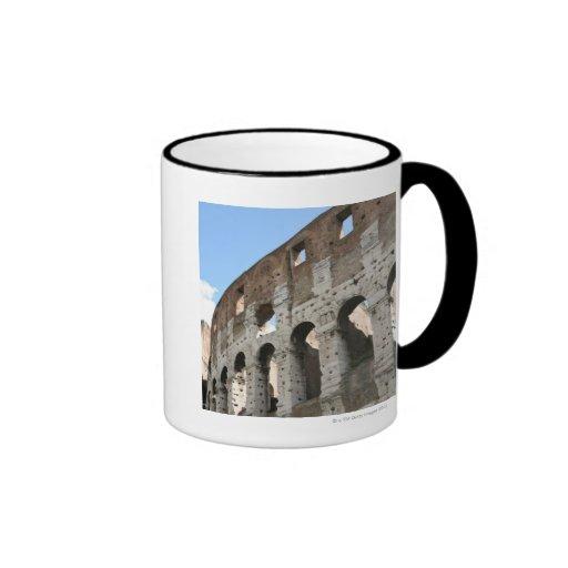 Colisé romain tasses à café