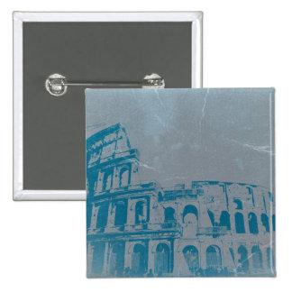 Colisé Rome Badges Avec Agrafe