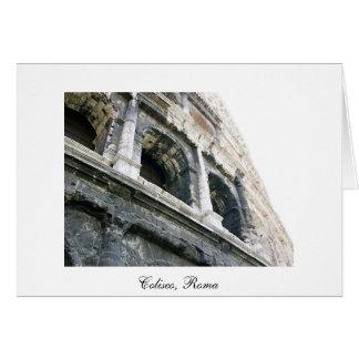 Coliseo - Roma Card