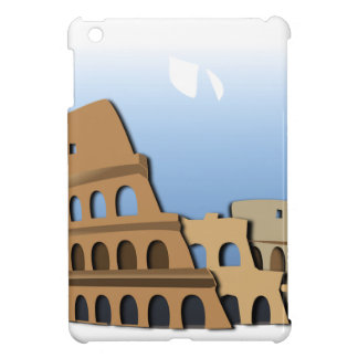 Coliseo Roma Rome Ancient Coliseum History Italy Case For The iPad Mini