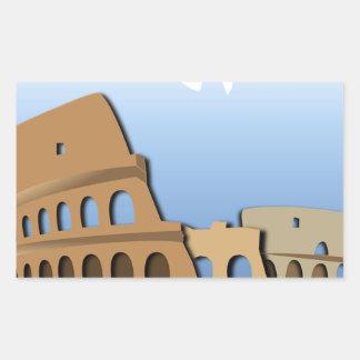 Coliseo Roma Rome Ancient Coliseum History Italy Sticker