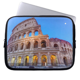 Coliseum in Rome, Italy Laptop Sleeves