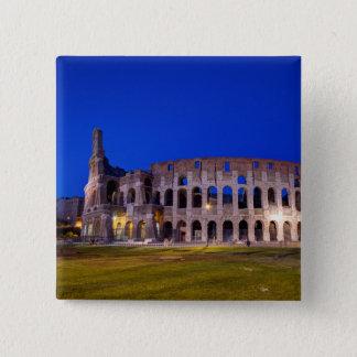 Coliseum, Roma, Italy 2 Inch Square Button