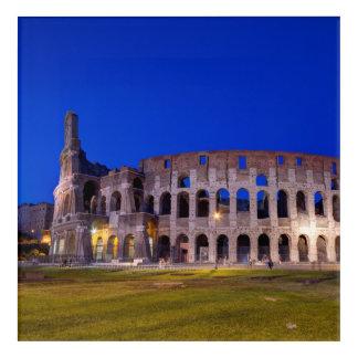 Coliseum, Roma, Italy Acrylic Wall Art