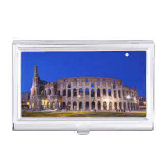 Coliseum, Roma, Italy Business Card Holder