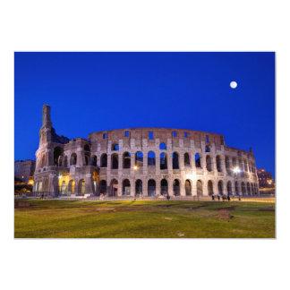 Coliseum, Roma, Italy Card