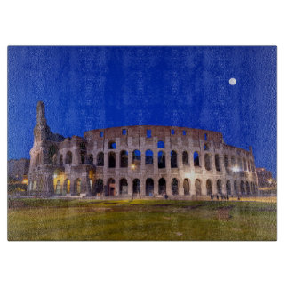 Coliseum, Roma, Italy Cutting Board