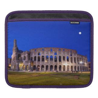 Coliseum, Roma, Italy iPad Sleeve