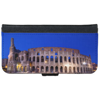 Coliseum, Roma, Italy iPhone 6 Wallet Case
