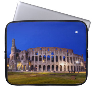 Coliseum, Roma, Italy Laptop Sleeve