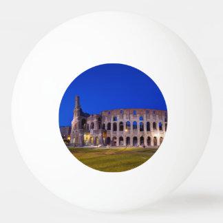Coliseum, Roma, Italy Ping Pong Ball