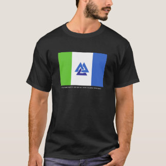 Collaborated Union of the Hildas Triangle T-Shirt