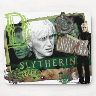 Collage 1 de Malfoy de Draco Tapis De Souris