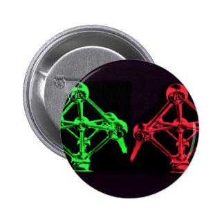 Collage d Atomium Badge