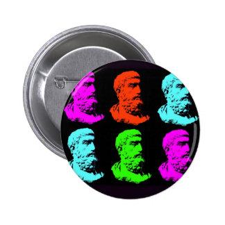 Collage d Epikur Pin's Avec Agrafe