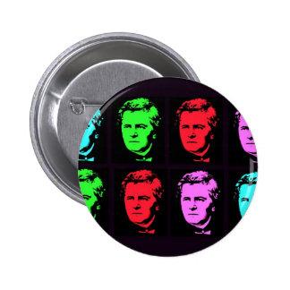 Collage d ohm badge avec épingle