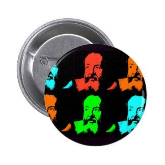 Collage de Galilée Badges Avec Agrafe