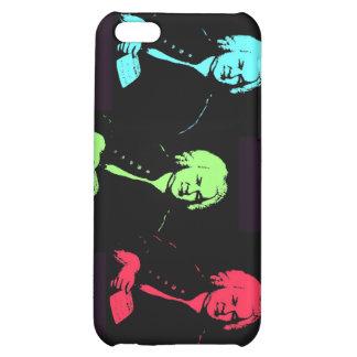 Collage de Johann Sebastian Bach Coques iPhone 5C