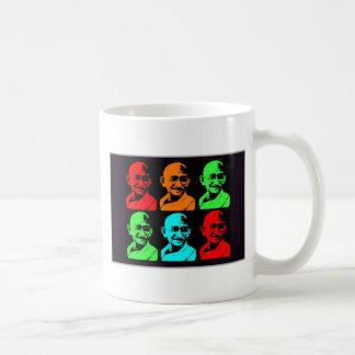 Collage de Mahatma Gandhi Mugs