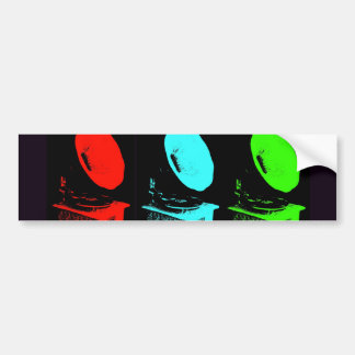 Collage de phonographe autocollant de voiture