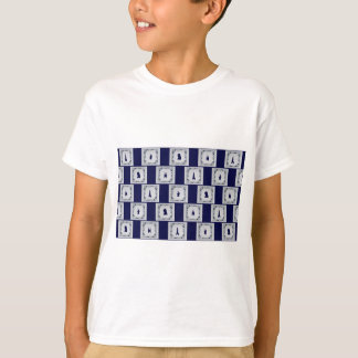 Collage Delft blue tiles T-Shirt