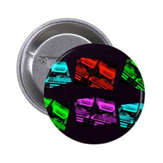 Collage-II de Zazzle Badges
