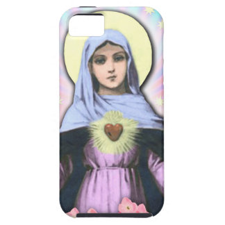 Collage Lady Mary - Gloria Sánchez iPhone 5 Covers