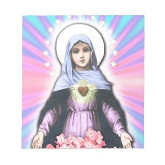 Collage Lady Mary - Gloria Sánchez Notepad
