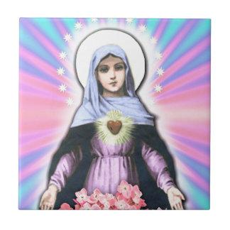 Collage Lady Mary - Gloria Sánchez Tile