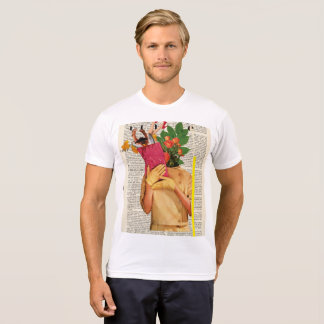 Collage Magazine T-Shirt
