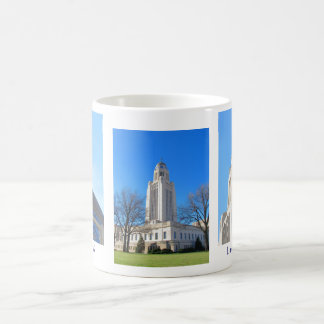 Collage mug The State Capital of Nebraska 1