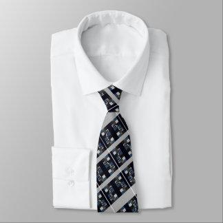 Collage Quilt Tie