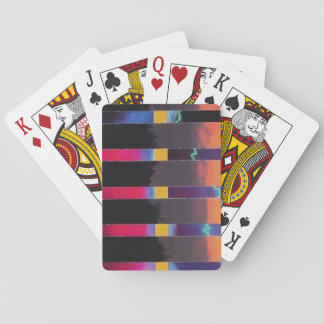 Collage series no. 37 poker deck