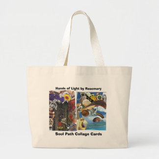 collage tote
