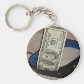COLLAR AND CASH KEY CHAINS