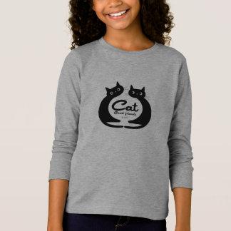 collca CAT/Good friend-T T-Shirt