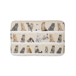 Collectable Cats Bath Mat