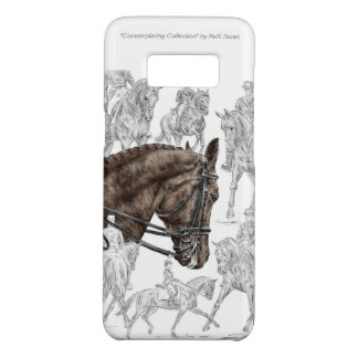 Collected Dressage Horses FEI Case-Mate Samsung Galaxy S8 Case
