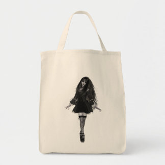 ♥ Collectible Gothic Doll Art ♥ (goth1) Tote Bag