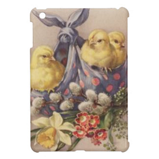 Collecting Easter Chicks iPad Mini Cases