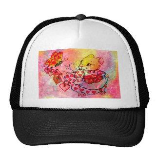COLLECTING VALENTINES.jpg Trucker Hat